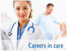 Career In Care with Sterling